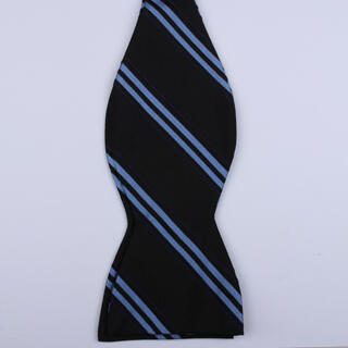 Self-tie Polyester