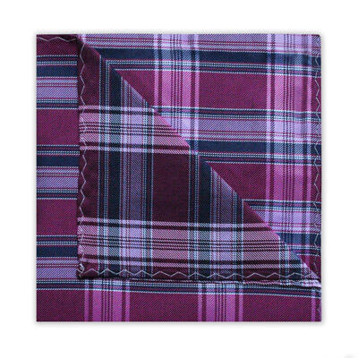 PINK/NAVY CHECK SQUARE-0