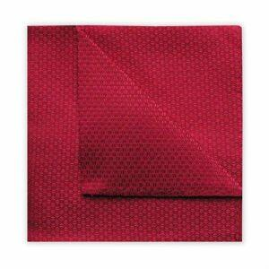 RED GEOMETRIC SQUARE-0