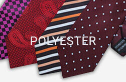 Polyester Ties
