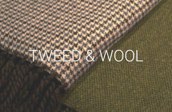 Tweed / Wool Scarves