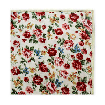 SMALL FLORAL SQUARE-0