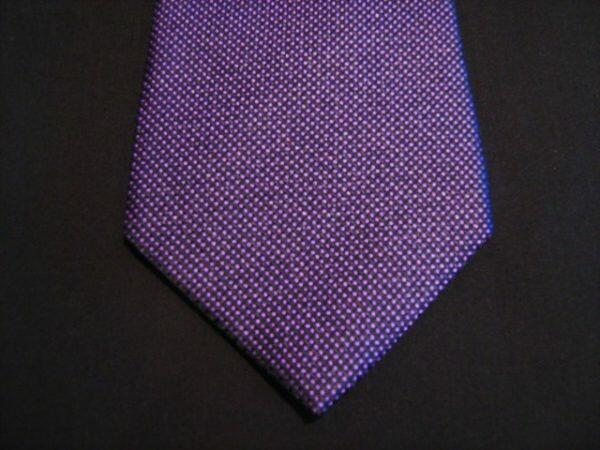 Purple extra-long tie-0