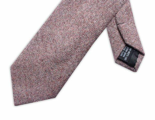 Speckled SOFT PINK TIE-0