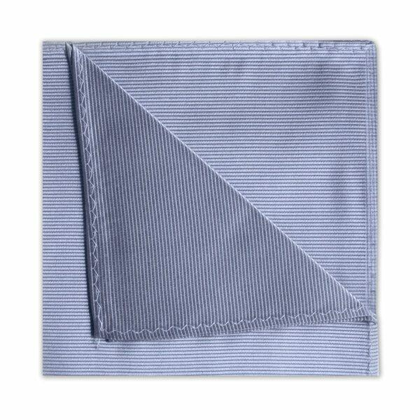 LIGHT BLUE SILK SQUARE-0