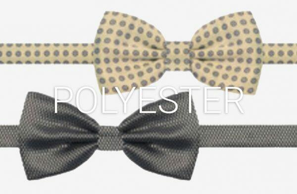 Polyester Bow Ties
